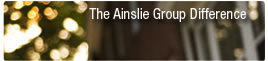 The Ainslie Group Difference