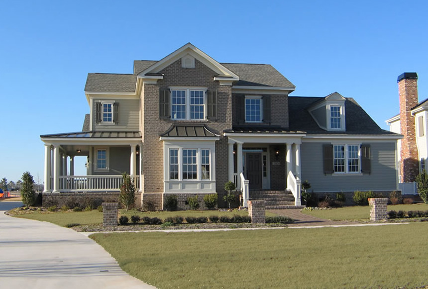 Ashville park custom homes in virginia beach for Custom housing